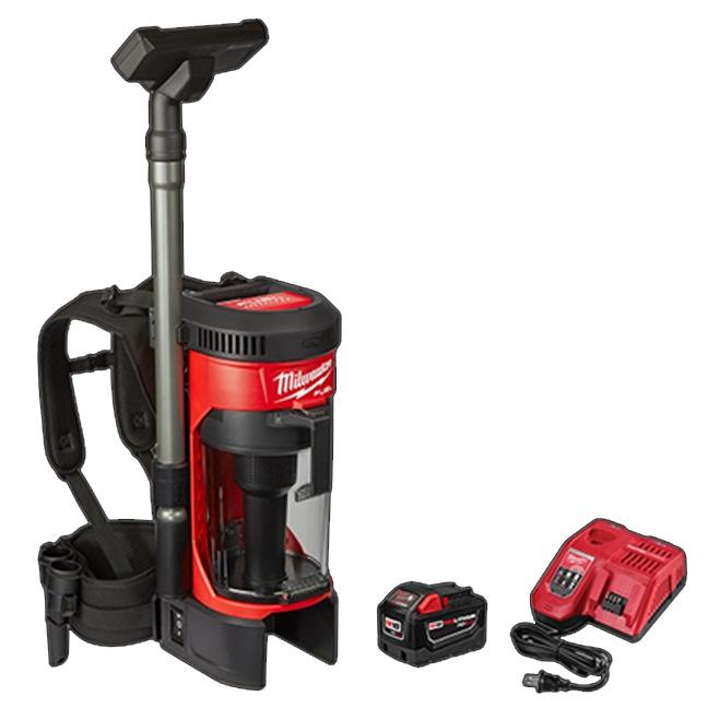 Milwaukee 0885-21HD M18 FUEL 3-in-1 Backpack Vacuum Kit