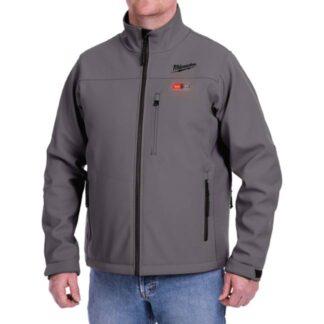 Milwaukee 201G M12 Heated Jacket Gray 3