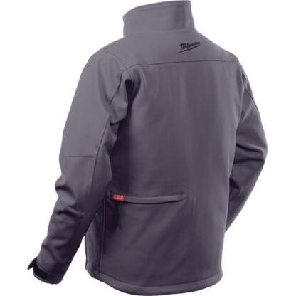 Milwaukee 201G M12 Heated Jacket Gray 5