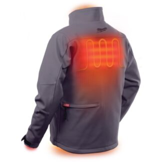 Milwaukee 201G M12 Heated Jacket Gray 6