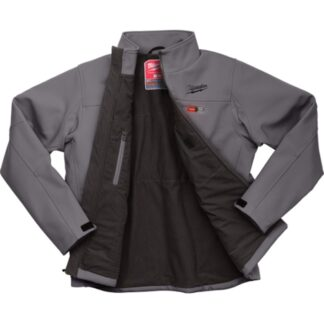 Milwaukee 201G M12 Heated Jacket Gray 7