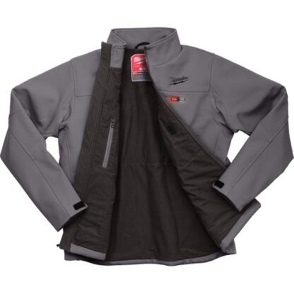 Milwaukee 201G M12 Heated Jacket Gray 7