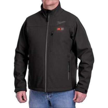 Milwaukee 202B M12 Heated TOUGHSHELL Jacket - Black 3