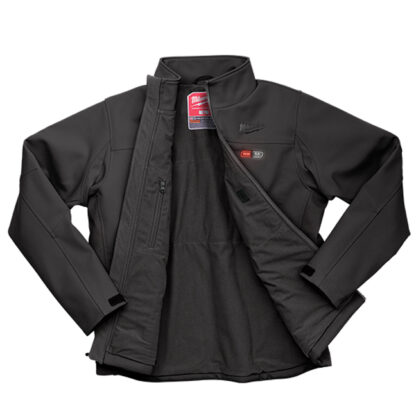 Milwaukee 202B M12 Heated TOUGHSHELL Jacket - Black 7