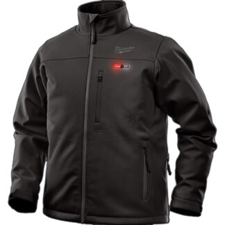 Milwaukee 202B M12 Heated Toughshell Jacket Black