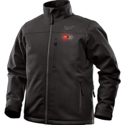 Milwaukee 202B M12 Heated Toughshell Jacket Black
