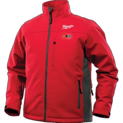 Milwaukee 202R M12 Heated Toughshell Jacket Red