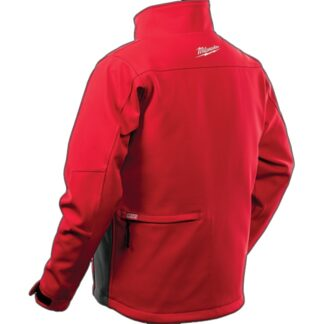 Milwaukee 202R M12 Heated Toughshell Jacket Red 5