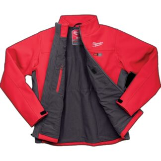 Milwaukee 202R M12 Heated Toughshell Jacket Red 7