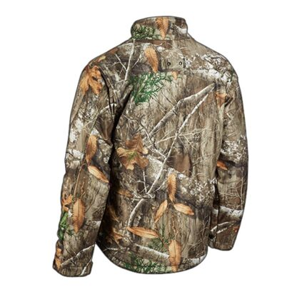 Milwaukee 222C M12 Heated Quietshell Jacket Camo 3