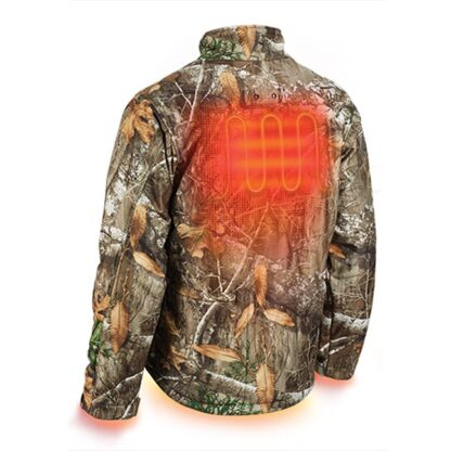Milwaukee 222C M12 Heated Quietshell Jacket Camo 4