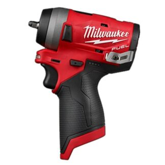 "Milwaukee 2552-20 M12 FUEL 1/4"" Stubby Impact Wrench"