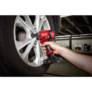 Milwaukee 2555P-20 M12 FUEL Stubby Impact Wrench with Pin Detent 2