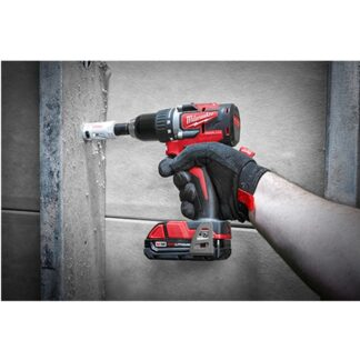 Milwaukee 2801-20 M18 Compact Brushless Drill Driver2