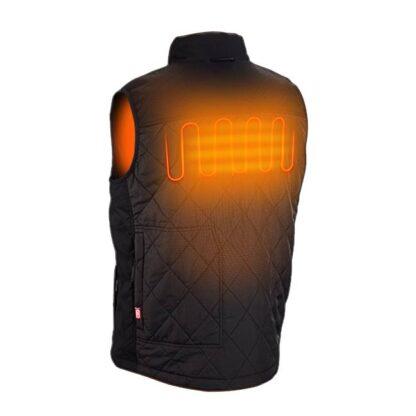 Milwaukee 303B M12 Heated AXIS Vest Black 4