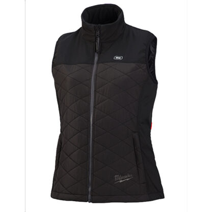 Milwaukee 333B M12 Heated Women's Axis Vest Black
