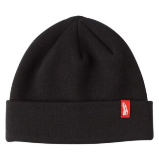 Milwaukee 503B Black Cuffed Beanie