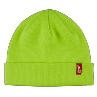 Milwaukee 503HV High Visibility Cuffed Beanie