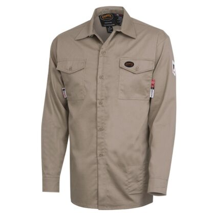 Pioneer 7741 FR-Tech Flame Resistant 7oz Safety Shirt