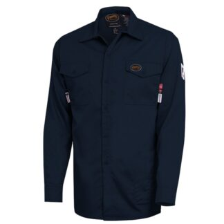 Pioneer 7742 FR-Tech Flame Resistant 7oz Safety Shirt
