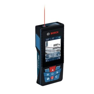Bosch GLM400CL Blaze Outdoor Laser Measure with Camera