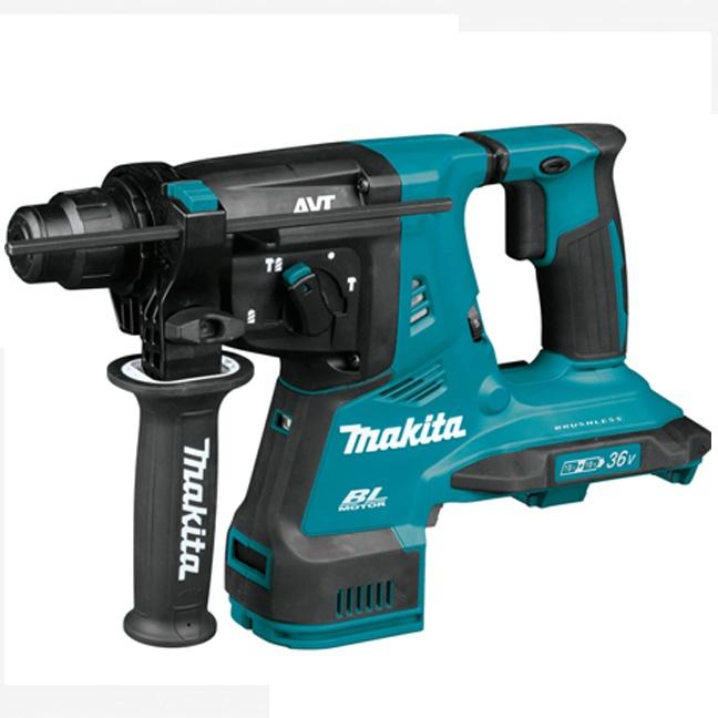 "Makita DHR280Z 18Vx2 LXT 1-1/8"" Rotary Hammer"