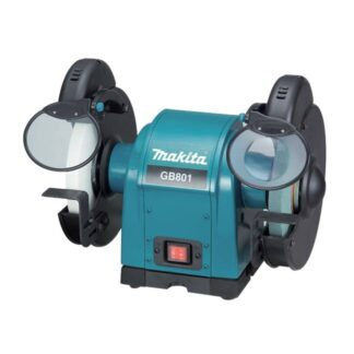 "Makita GB801 8"" Bench Grinder"