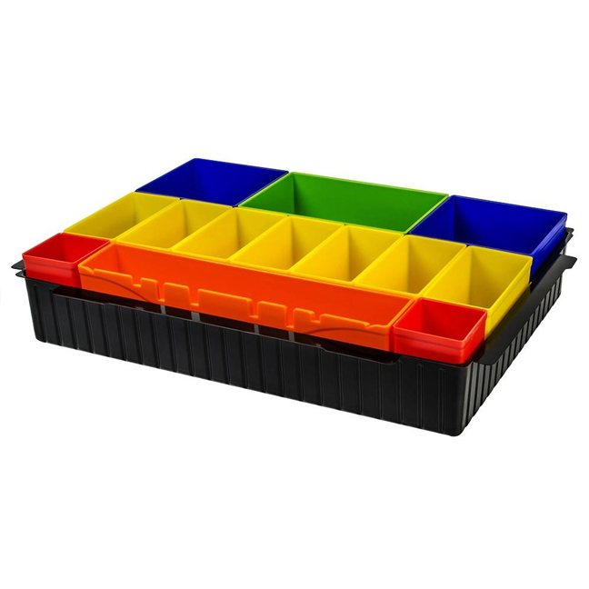 makita p 84062 interlocking case insert tray bc fasteners tools