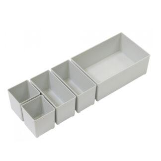 Makita P-84171 Interlocking Storage Box Inserts - 5 Pack