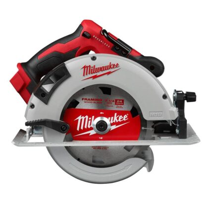 "Milwaukee 2631-20 M18 Brushless 7-1/4"" Circular Saw"