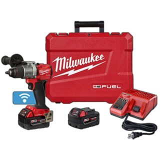 """Milwaukee 2805-22 M18 FUEL 1/2"""" Drill Driver with ONE-KEY Kit"""