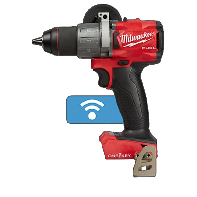 """Milwaukee 2806-20 M18 FUEL 1/2"""" Hammer Drill with ONE-KEY"""