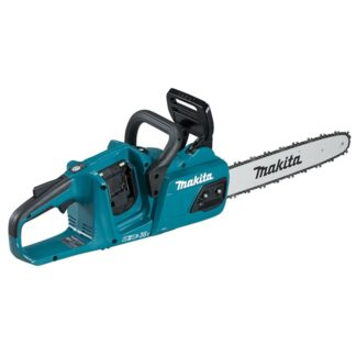 "Makita DUC355Z 18Vx2 LXT 14"" Rear Handle Chainsaw"