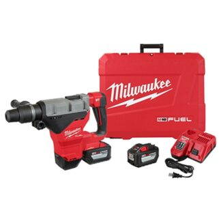 "Milwaukee 2718-22HD M18 FUEL 1-3/4"" SDS Max Rotary Hammer Kit"