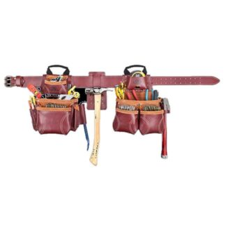 Kuny's 21453 Pro Framer's Heavy Duty Leather Combo System