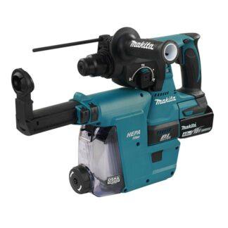 """Makita DHR242RMEW 18V LXT 15/16"""" Brushless Rotary Hammer Kit"""