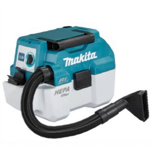 Makita DVC750LZ 18V LXT Portable Wet/Dry Vacuum Cleaner