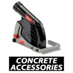 Milwaukee Concrete Accessories