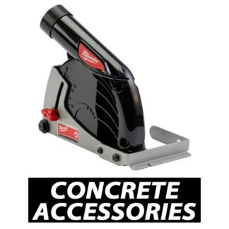 Milwaukee Concrete Accessories