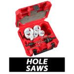 Milwaukee Hole Saws