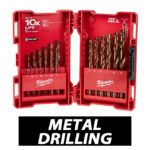 Milwaukee Metal Drilling Accessories