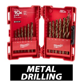 Milwaukee Metal Drilling Accessories