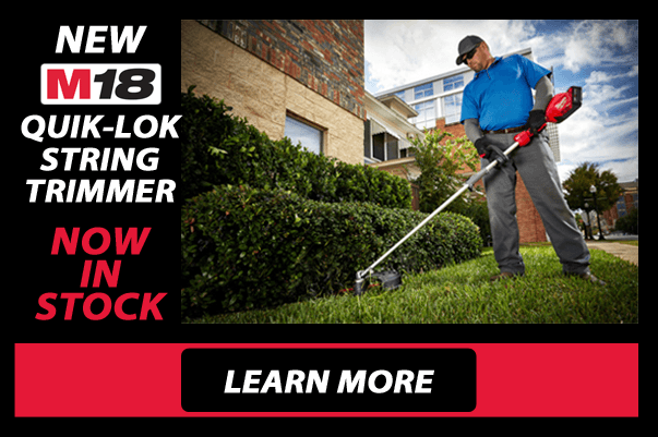 Milwaukee string trimmer