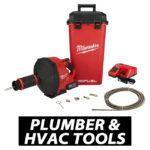 PLUMBER & HVAC TOOLS
