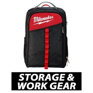 Milwaukee Storage & Work Gear
