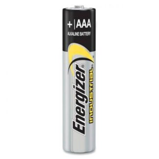 Energizer EN92 AAA Alkaline Industrial Batteries 24-Pack