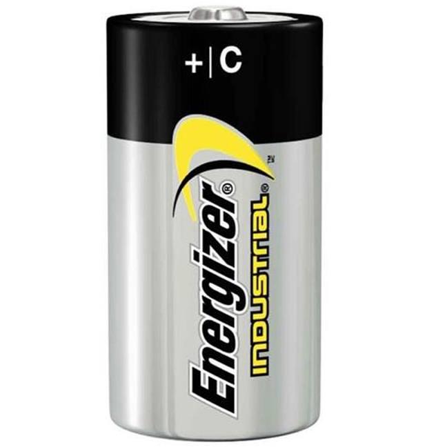 Energizer EN93 C Alkaline Industrial Batteries 12-Pack