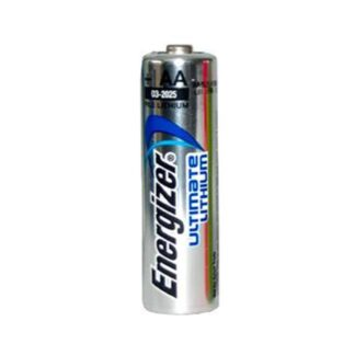 Energizer L91 AA Ultimate Lithium Ion Batteries 24-Pack
