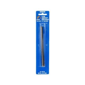 "Lenox 20906 6"" Close Quarter Replacement Hacksaw Blades"