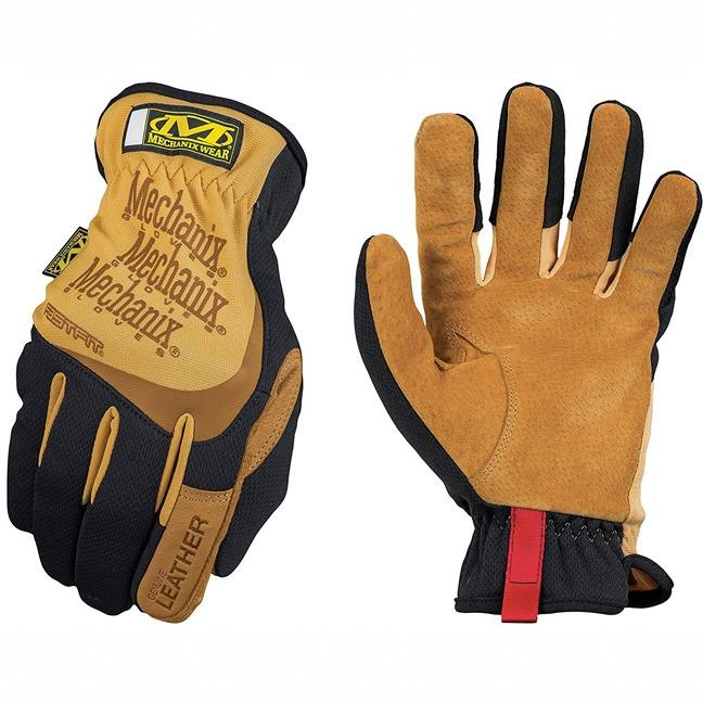 Mechanix LFF-75 Leather Fastfit Gloves